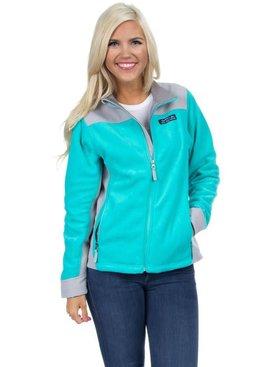 Lauren James The Palmer Fleece Jacket