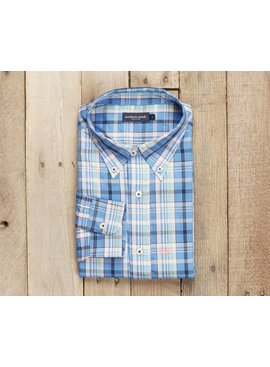 Southern Marsh Southern Marsh Walton Plaid Dress Shirt