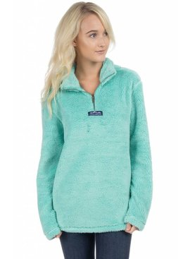 Lauren James The Linden Sherpa Pullover
