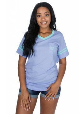 Lauren James Baseball Logo Jersey - Short Sleeve