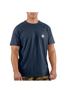 Carhartt Carhartt Force® Cotton Delmont Short-Sleeve T-Shirt