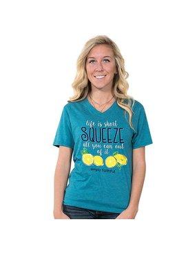 Simply Faithful SIMPLY FAITHFUL® 'Squeeze' Short Sleeve T-Shirt
