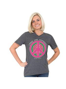 Simply Faithful SIMPLY FAITHFUL® Melon Short Sleeve T-Shirt