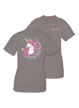 Simply Southern Collection SIMPLY SOUTHERN® SHORT SLEEVE PREPPY LOVED T-SHIRT