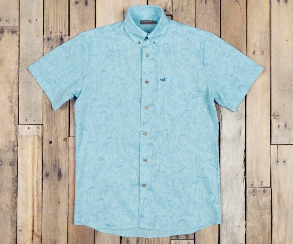 Southern marsh southern marsh island linen shirt for Southern marsh dress shirts on sale