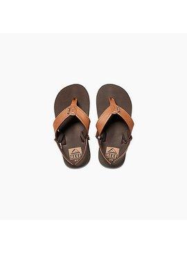 Reef Grom Twinpin Brown Flip Flops