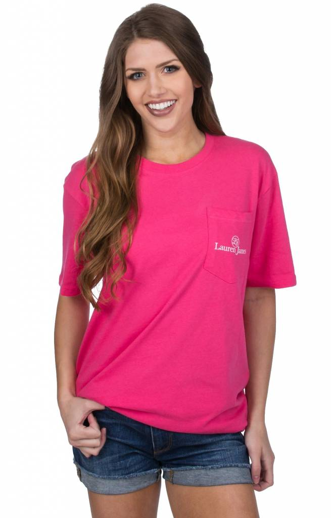 Lauren James Lauren James - Fine & Dandy - Short Sleeve