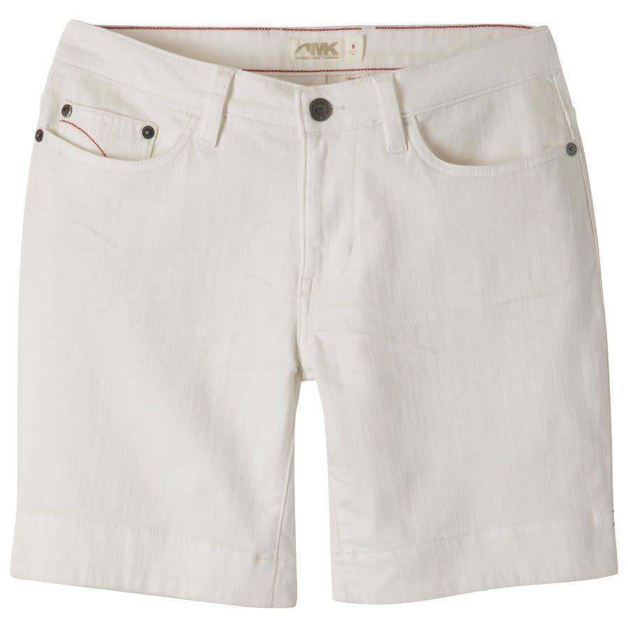 Mountain Khakis Women's Genevieve Jean Long Short Classic Fit