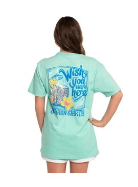 Southern Shirt Southern Shirt Wish You Were Here SS SS