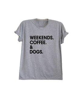 Weekends Coffee & Dogs
