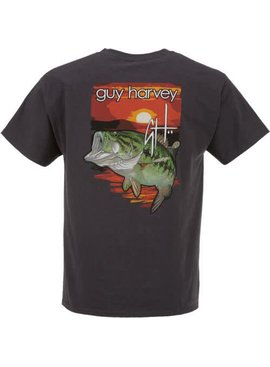 Guy Harvey Guy Harvey Rollin' Mens Short Sleeve Shirt