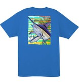 Guy Harvey Guy Harvey Lines Mens Short Sleeve Shirt