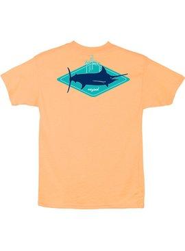 Guy Harvey Guy Harvey Kite Boys Short Sleeve Shirt