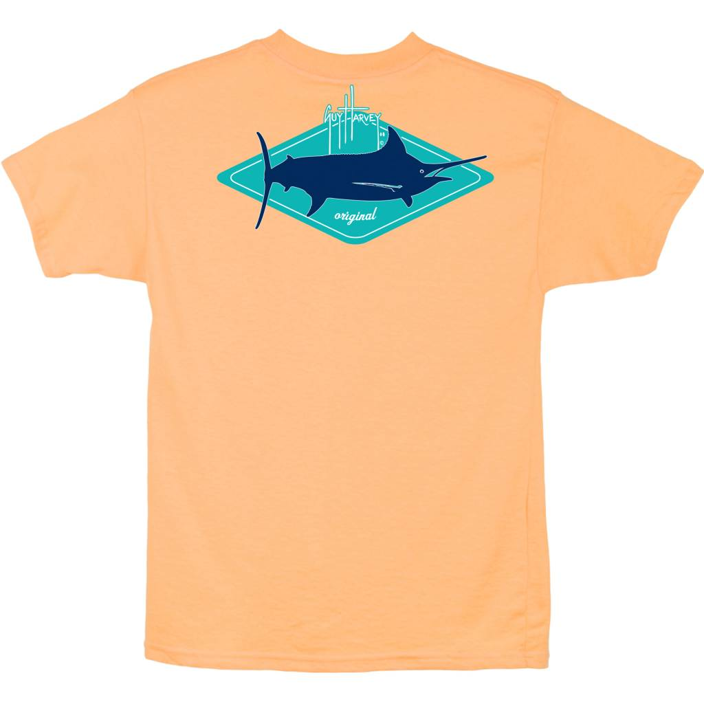 Guy Harvey Guy Harvey Kite Boys Short Sleeve Shirt