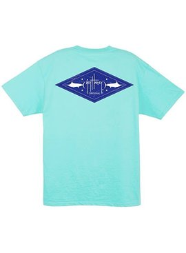 Guy Harvey Guy Harvey Men's Two-Fer T-Shirt