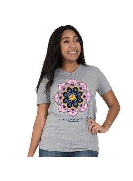 Simply Faithful SIMPLY FAITHFUL® Mandala Short Sleeve T-Shirt