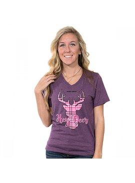 Simply Faithful SIMPLY FAITHFUL® Hey Deer Short Sleeve T-Shirt