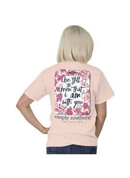 Simply Southern Collection SIMPLY SOUTHERN® - PREPPY STILL - T-SHIRT