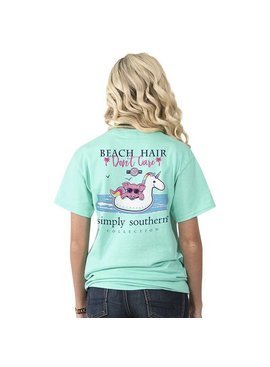 Simply Southern Collection Simply Southern® Preppy Beach Float T-Shirt