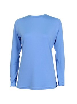 AFTCO WOMENS SAMURAI PERFORMANCE LONG SLEEVE SHIRT