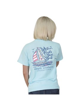 Simply Southern Collection Simply Southern Preppy Float T-Shirt