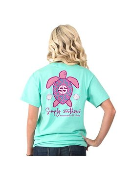 Simply Southern Collection Simply Southern Save Mertle T-Shirt