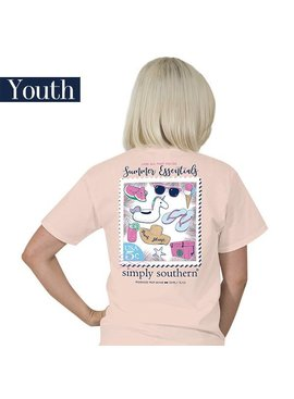 Simply Southern Collection YOUTH Simply Southern Preppy Essentials T-shirt