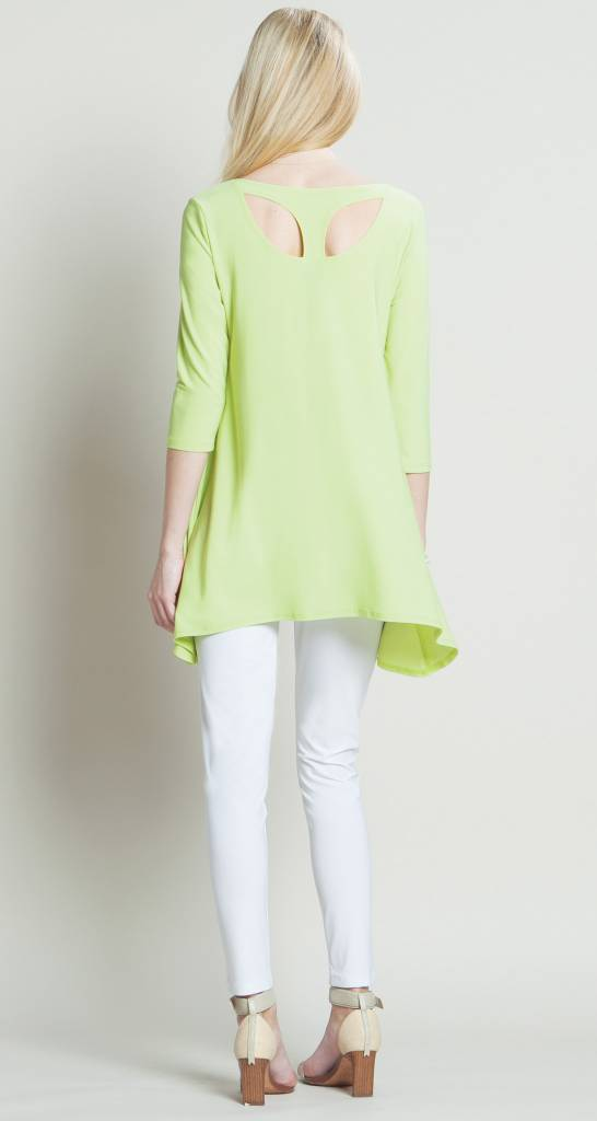 Clara Sun Woo Clara Sun Woo Back Cut-Out Tunic