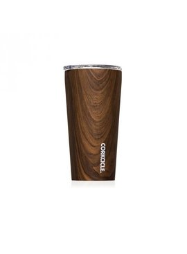 CORKCICLE. Corkcicle Tumbler Walnut Wood