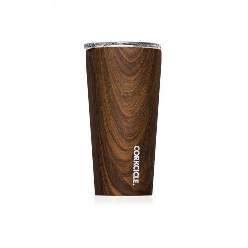 CORKCICLE. Corkcicle Tumbler Walnut Wood