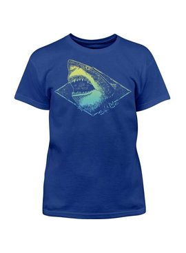 Salt Life Salt Life Electric Shark Youth Tee