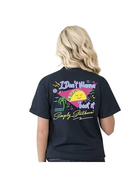 Simply Southern Collection Youth Simply Southern Preppy Taco T-Shirt