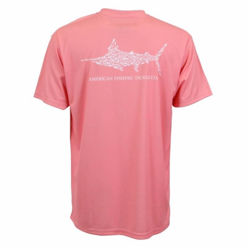 AFTCO Jigfish Short Sleeve Sun Shirt