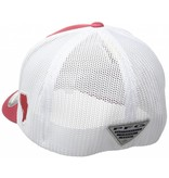 Columbia Sportwear Junior Mesh Ballcap-Sunset Red, Bas O/S Youth Unisex