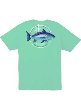 Guy Harvey Guy Harvey Oracle Mens Short Sleeve T-Shirt
