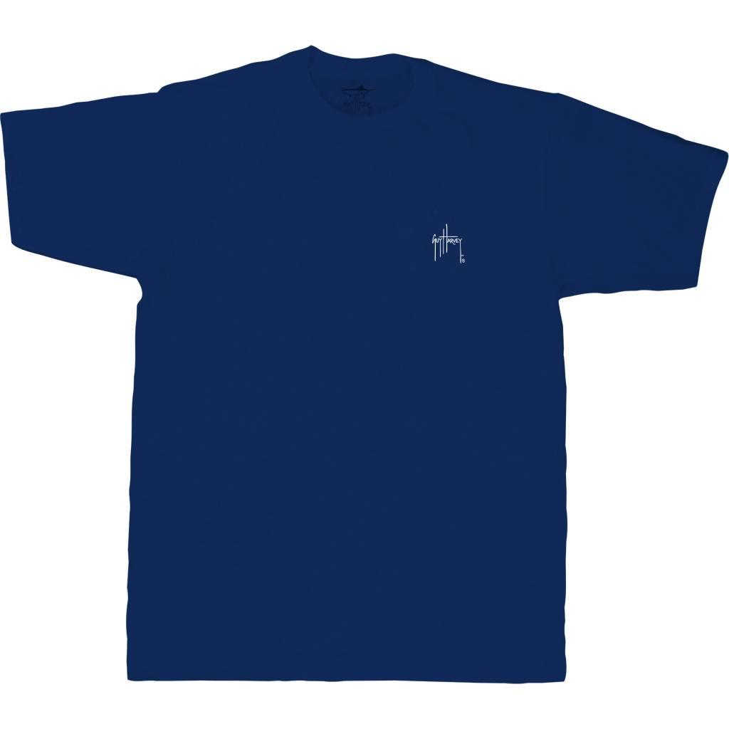 Guy Harvey Guy Harvey Impi Mens Short Sleeve T-Shirt