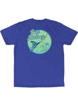 Guy Harvey Youth Elasto Short Sleeve T-Shirt
