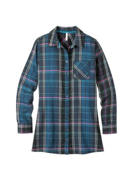 Mountain Khakis Women's Penny Flannel Tunic