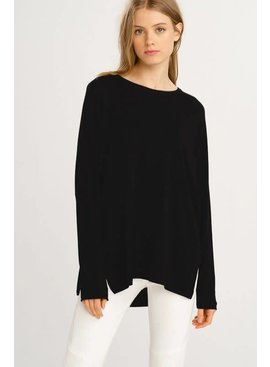 Wishlist FRENCH TERRY POCKET TOP