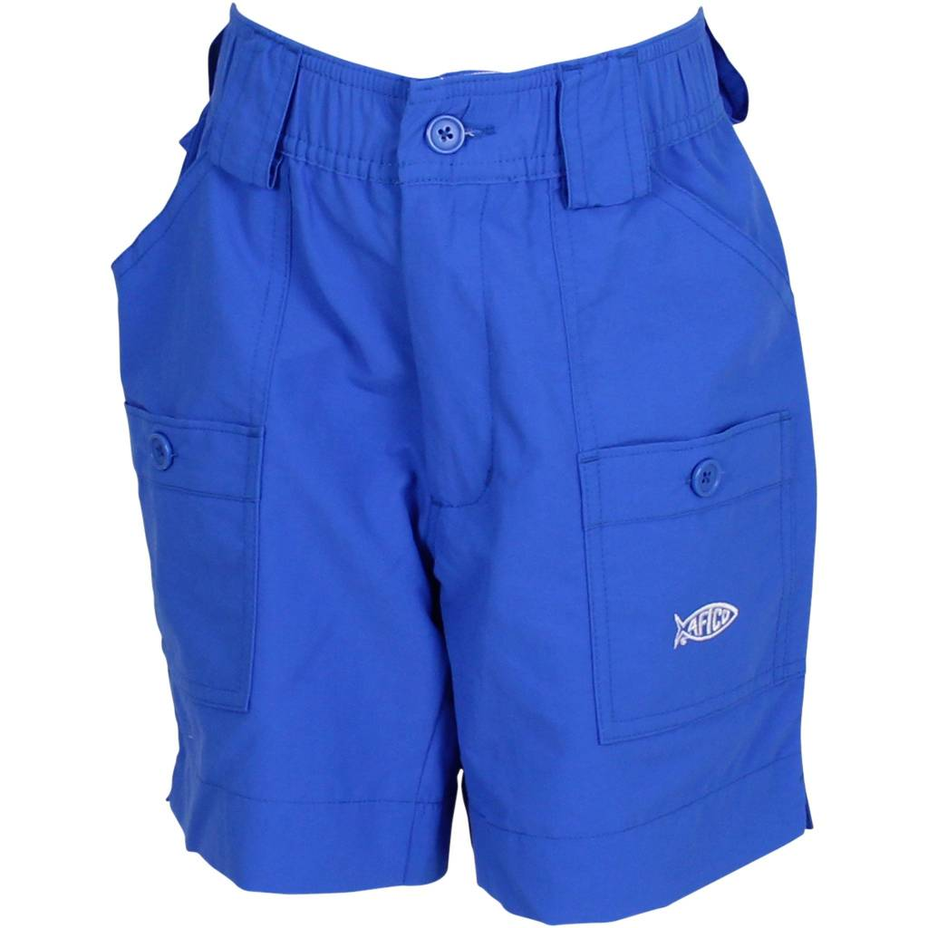 AFTCO AFTCO Boys Original Fishing Shorts