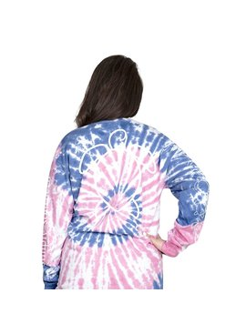 Simply Southern Collection Save Logo Long Sleeve T-Shirt - Taffy