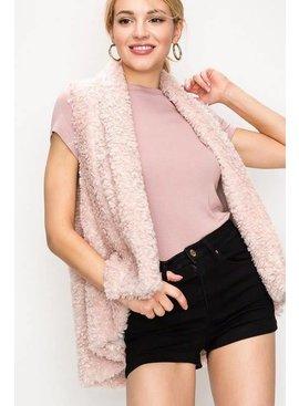 FAVLUX Fashion Faux fur vest