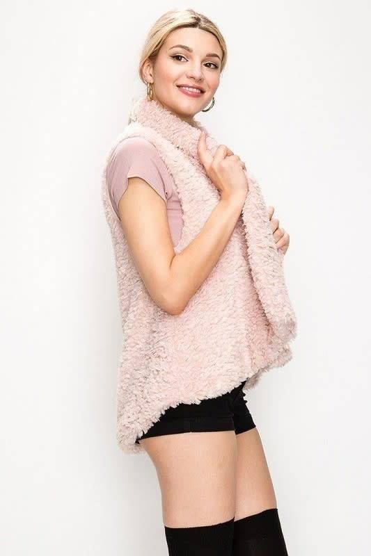 Favlux Faux fur vest