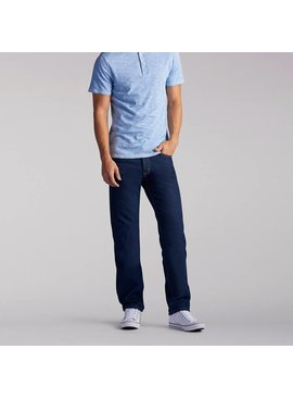 Lee Regular Fit Straight Leg Jeans