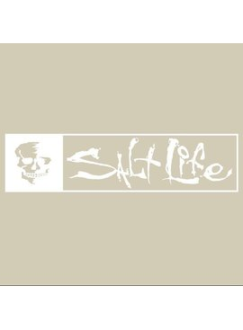 Salt Life Salt Life All Day Skull Decal
