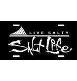 Salt Life Salt Life Fin Forward License Plate