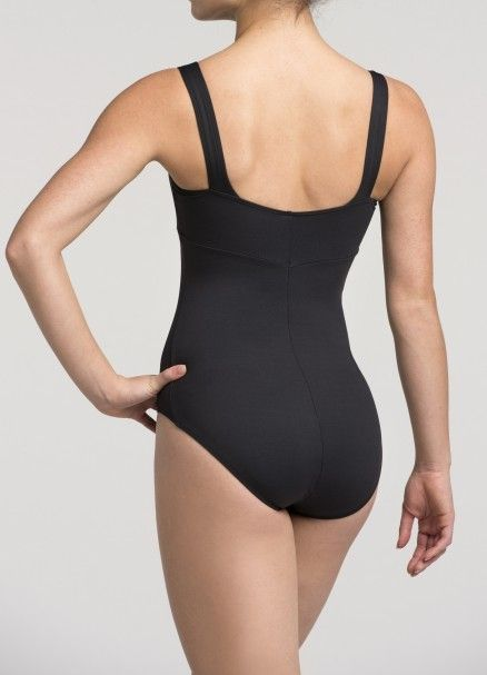 Ainsliewear 102 Square Neck Leotard for Adults