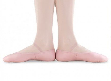 Bloch SO225G Bunnyhop Ballet Slipper for Children