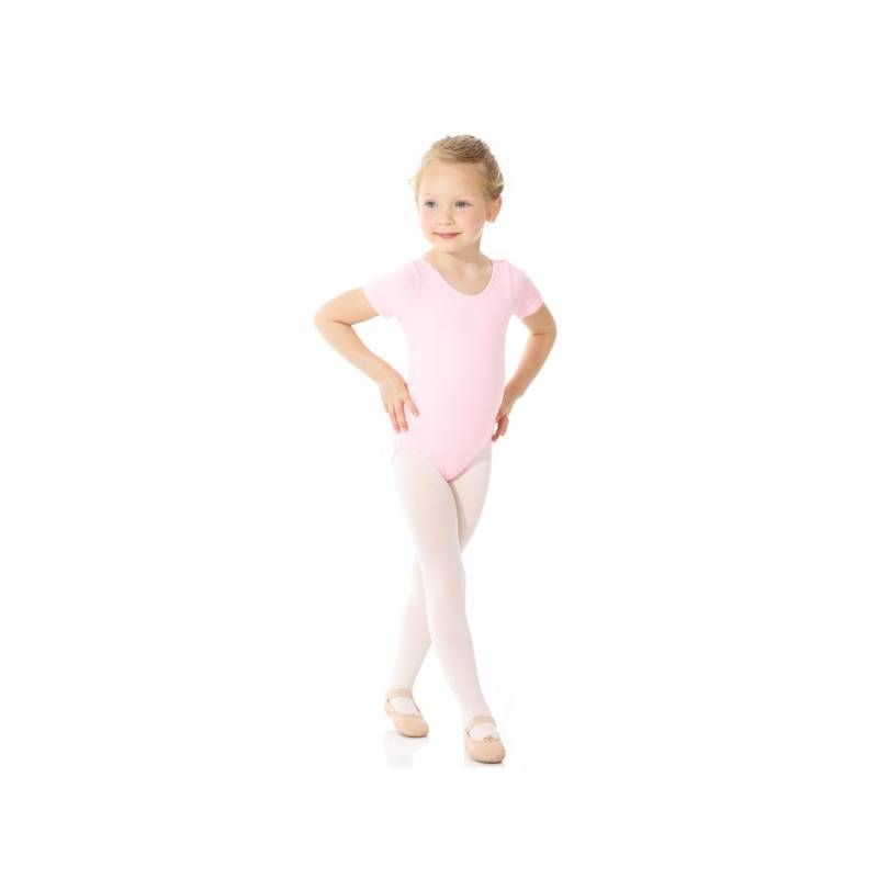 Mondor 40035 Short Sleeve Leotard for Children