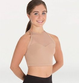 Body Wrappers BWP9009 Adult Crop Top